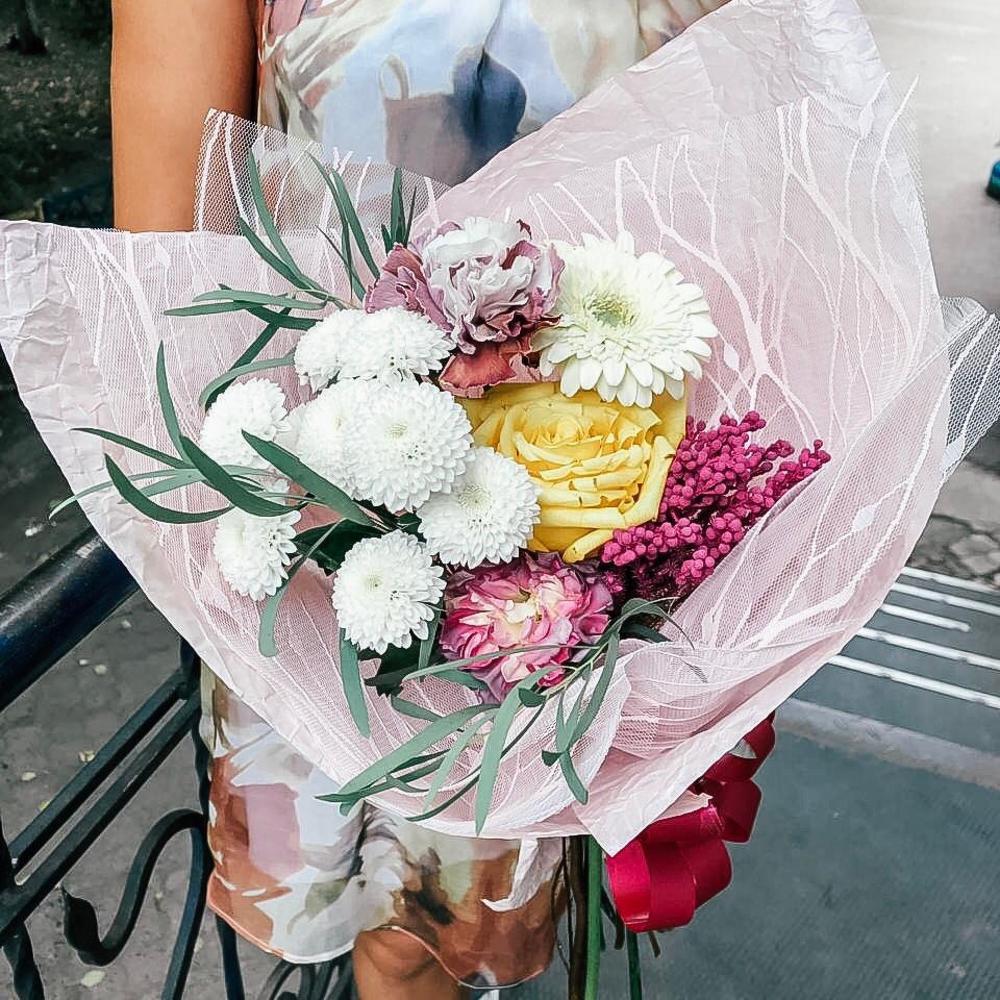 Доставка цветов в другой город украина, нарциссы
