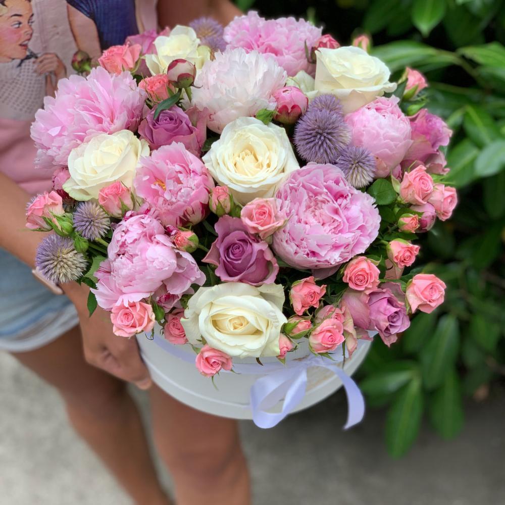 букет пионы с розами фото повесть дело пестрых