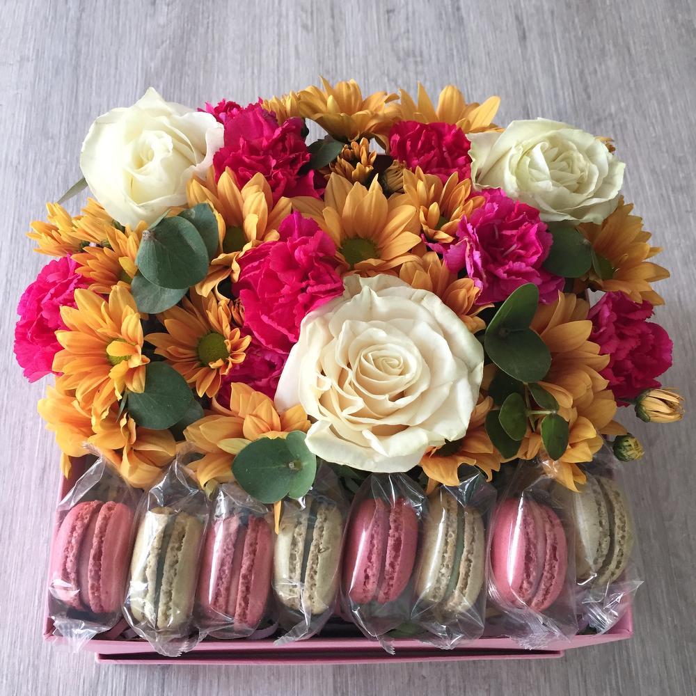 Заказ цветов в кстово интернет-магазин, цветы горшках москва