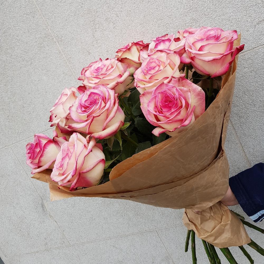 Цветы, доставка роз в саратове