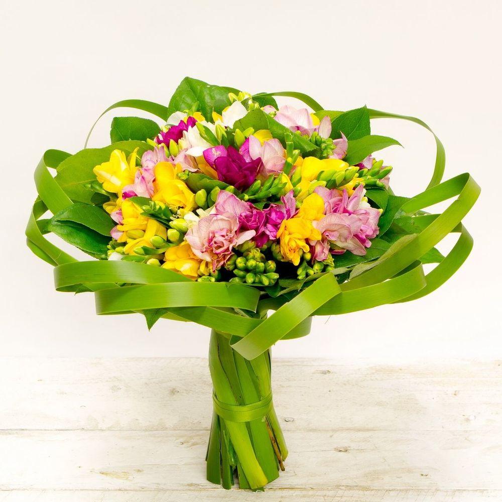 Тюльпаны оптом, букеты из фрезии цена в омске