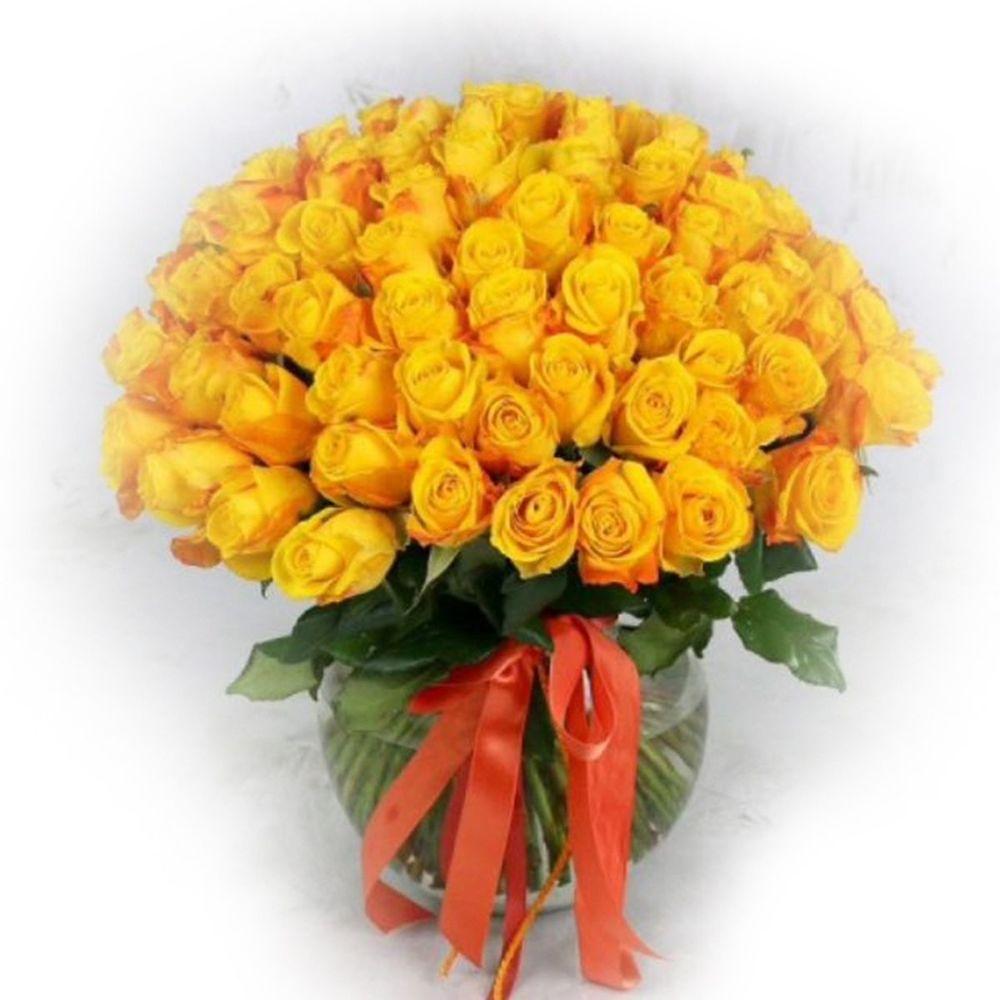 Букет желтых роз картинки