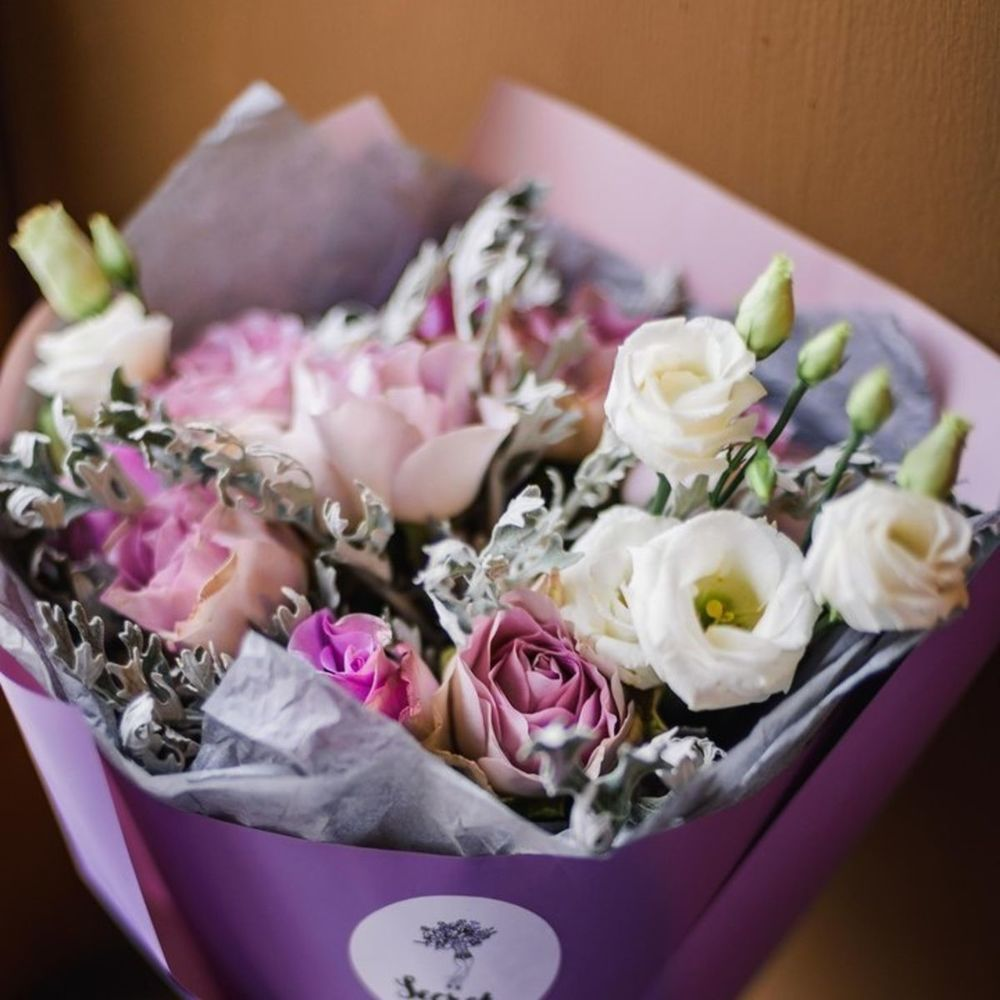 Цветы доставка на дом казань