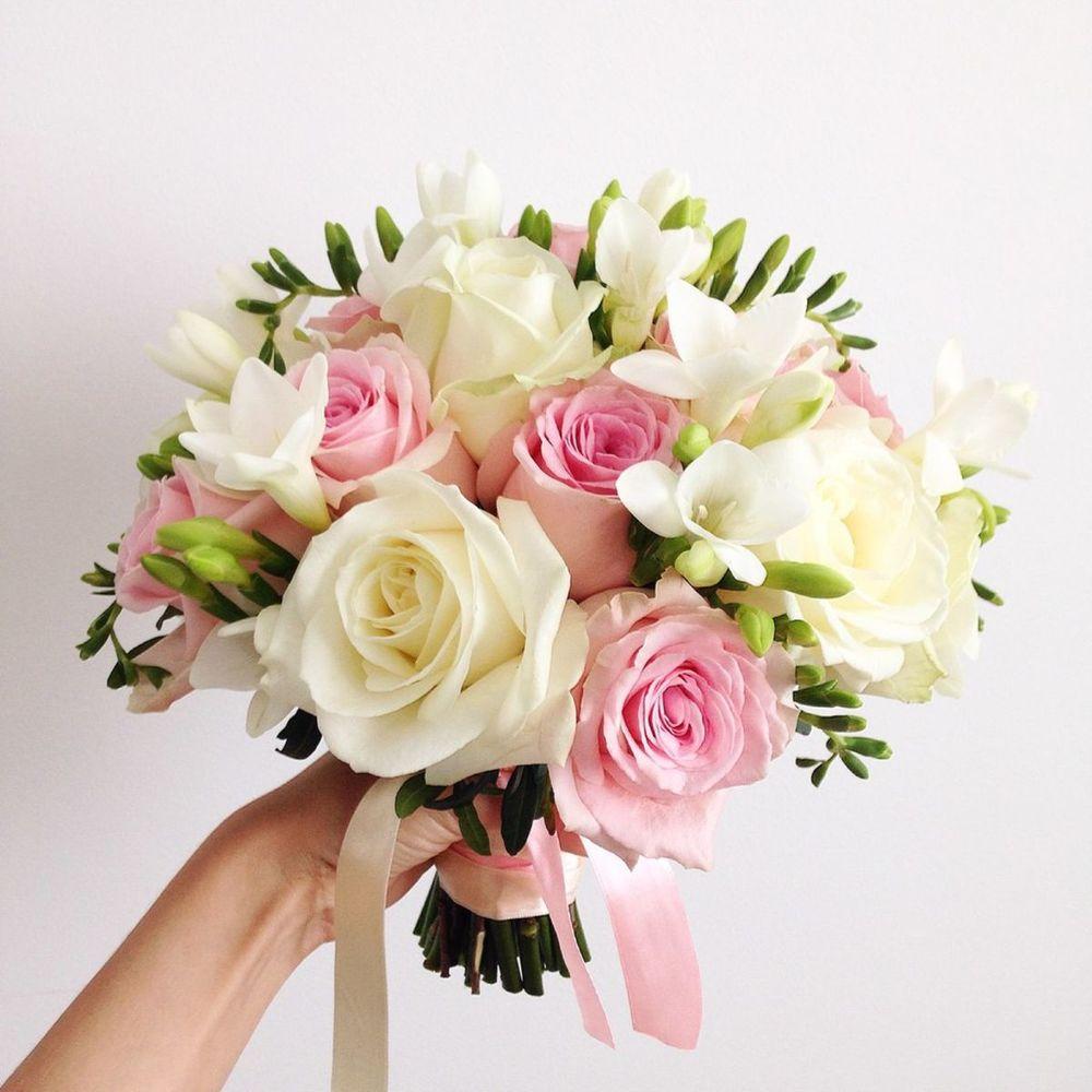Свадебные букеты, свадебный букет невесты в санкт-петербурге недорого