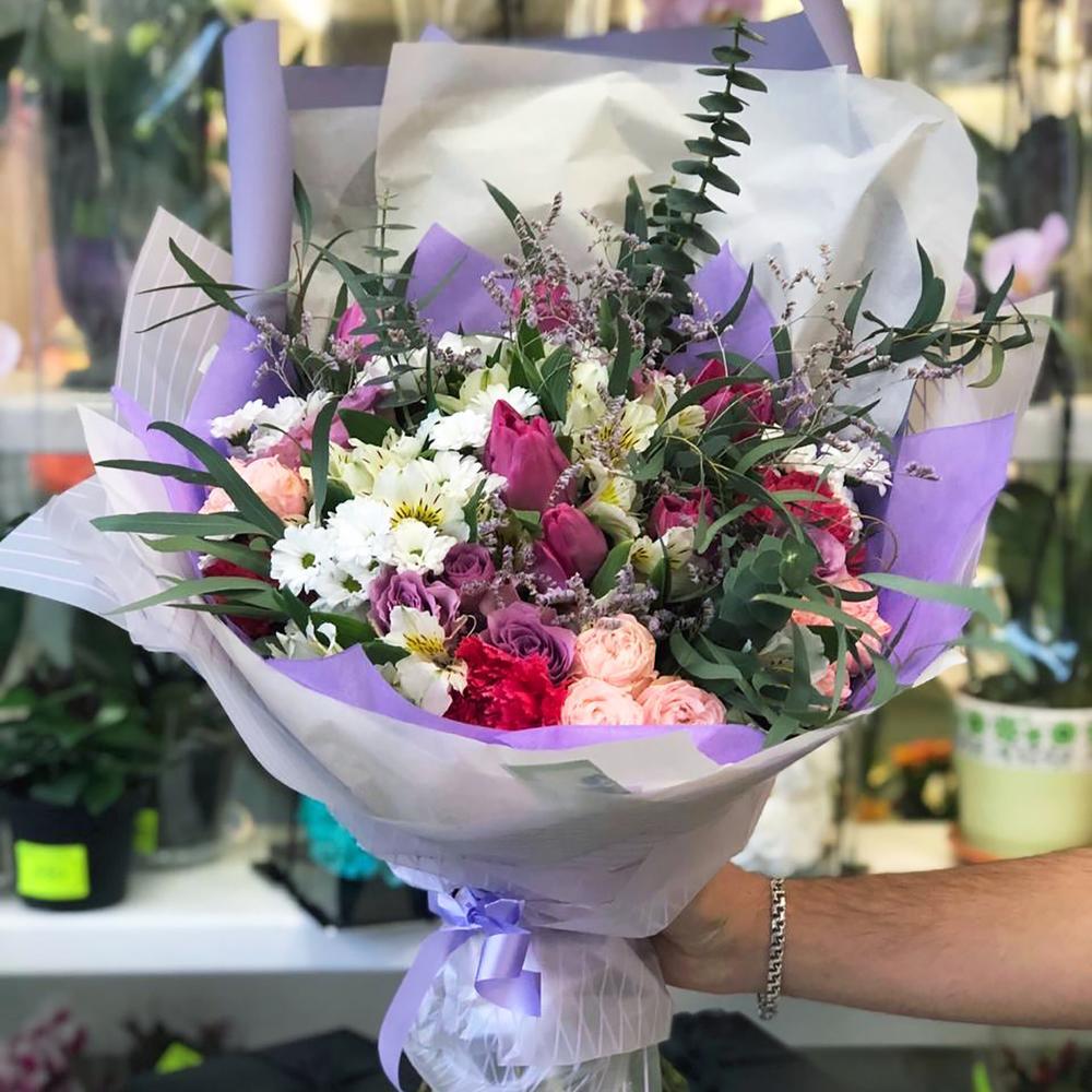 Паттайя купить букет цветов