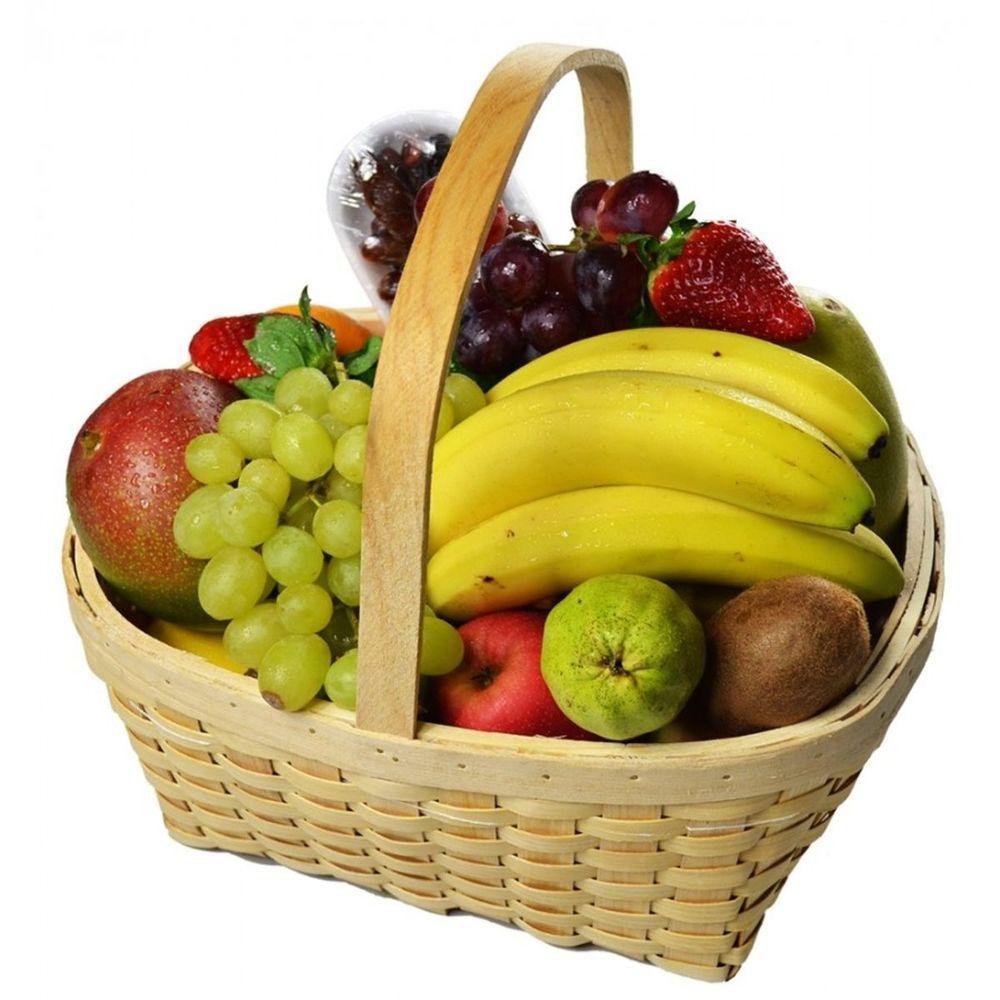 Картинки корзины с фруктами