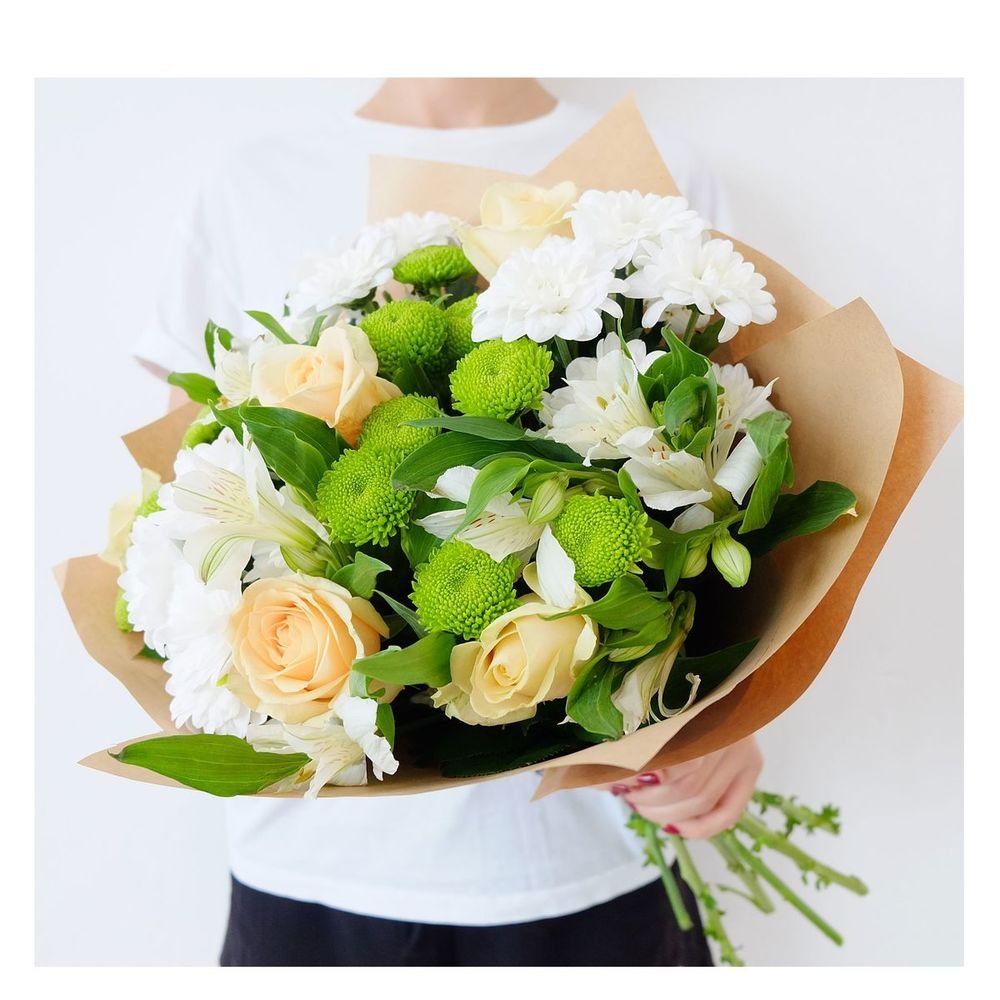 Цветы оригинальные букеты в г. казань
