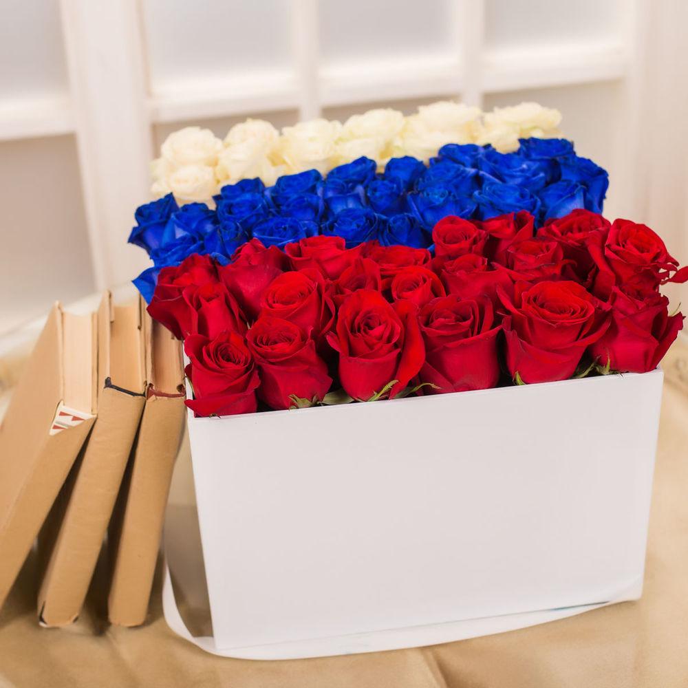 Букеты из цветов флагами, свадебные букеты роз