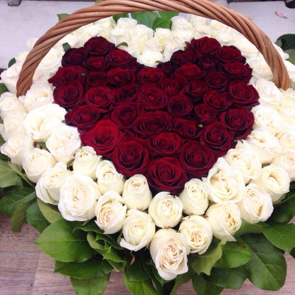 Букет из 101 розы тюмень