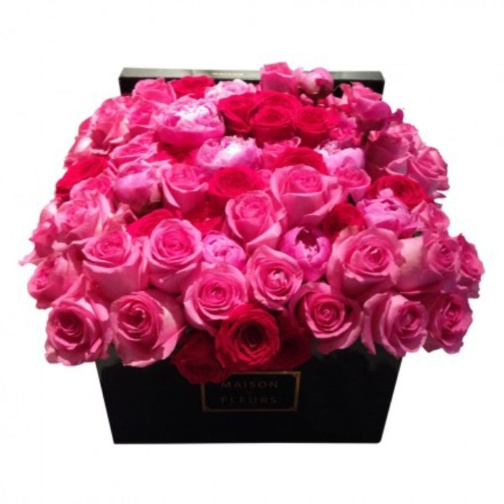 The composition of maison des fleurs bsb 034 11450 rub delivery in 7 h flowwow flower delivery in novosibirsk