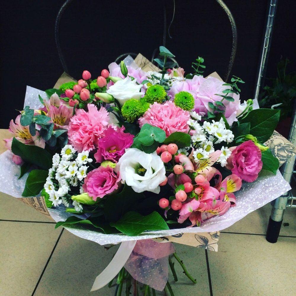 Авторские букеты в казани цена, цветы доставка