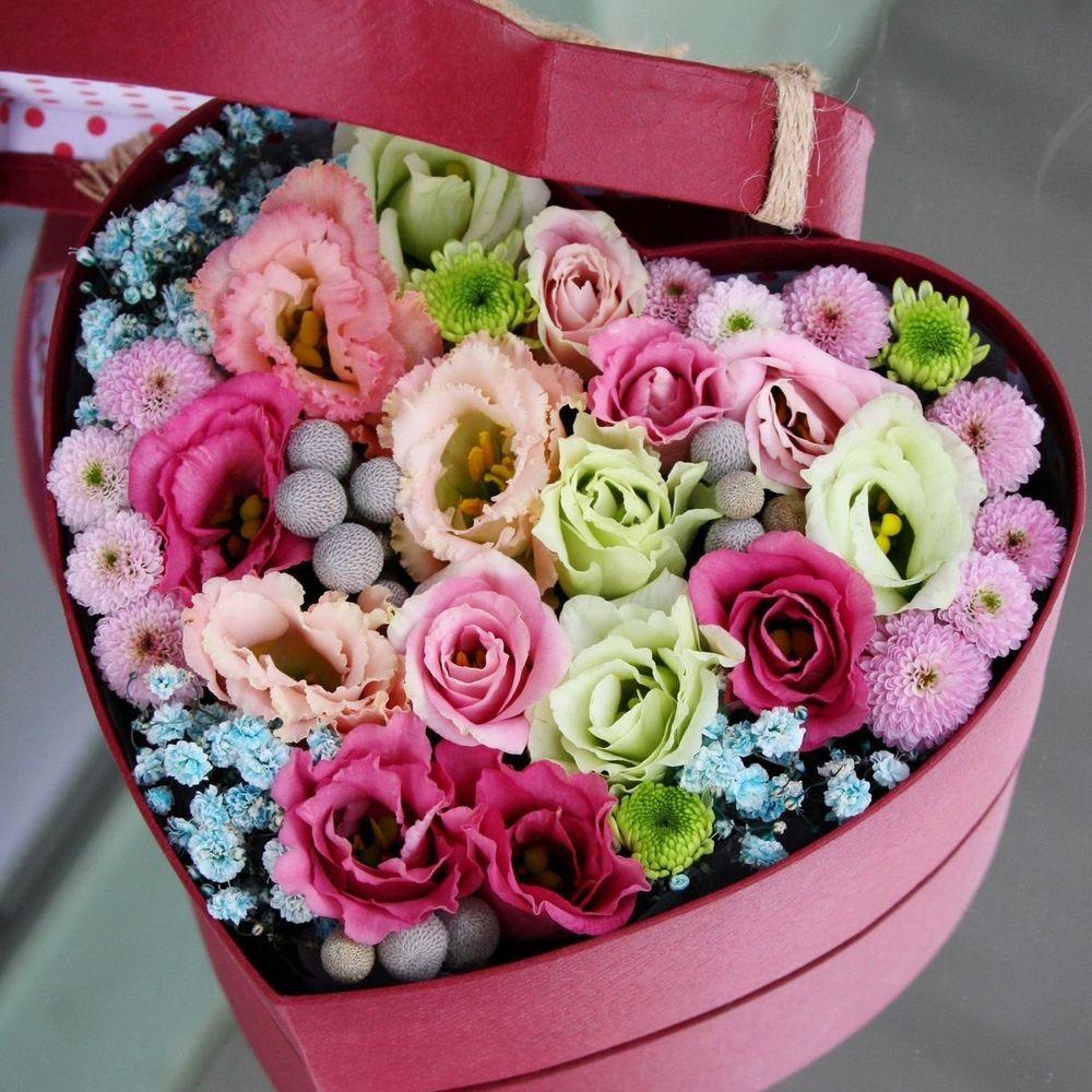 красивые картинки цветов в коробках самом