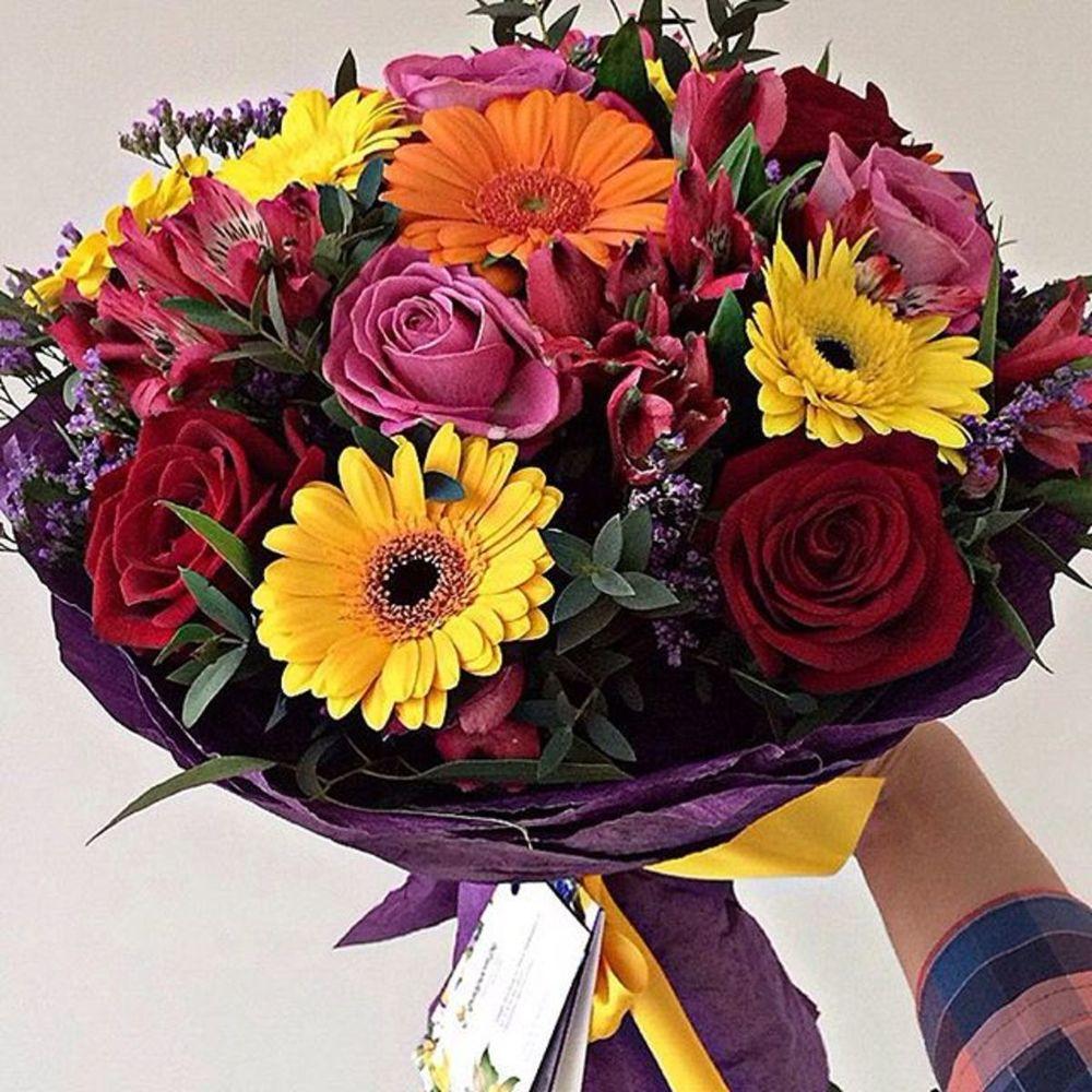 Цветы июня в букете название, 101 цветы дешевле