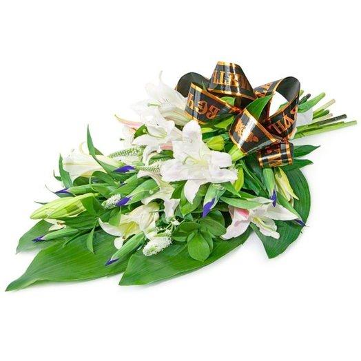 Букет Идущая по небесам: букеты цветов на заказ Flowwow