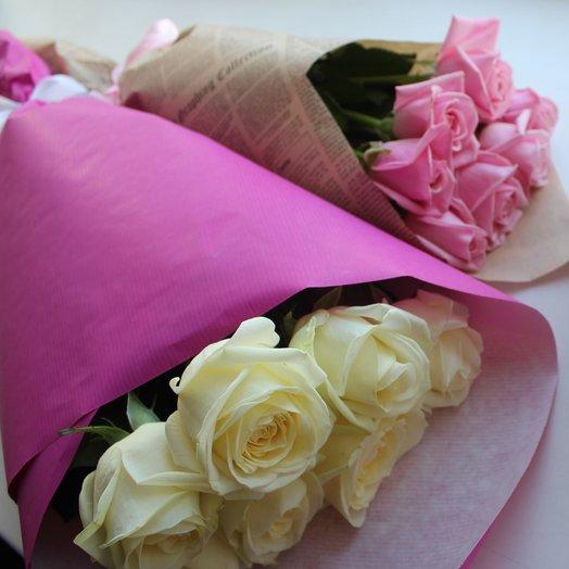 Букет на вкус и цвет): букеты цветов на заказ Flowwow