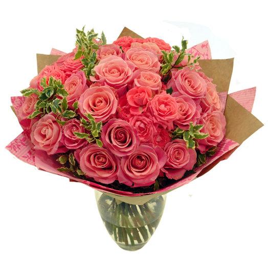 Букет Голливуд: букеты цветов на заказ Flowwow