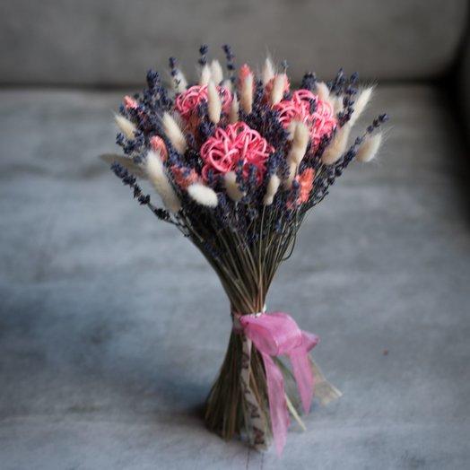 Аромат лаванды 4: букеты цветов на заказ Flowwow