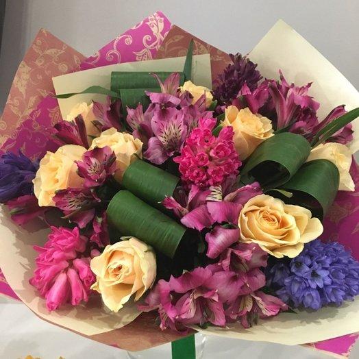 Амстердам: букеты цветов на заказ Flowwow