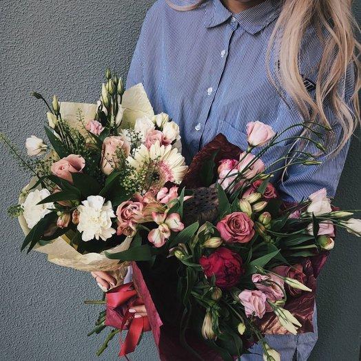 Евробукет: букеты цветов на заказ Flowwow