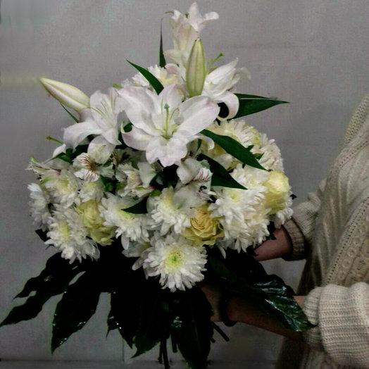 Лилиана: букеты цветов на заказ Flowwow