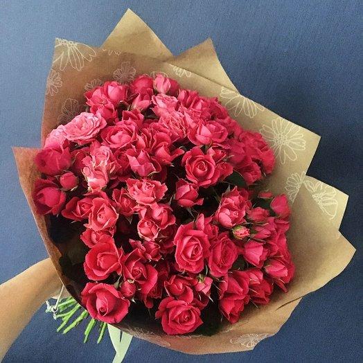 Нежность и красота: букеты цветов на заказ Flowwow