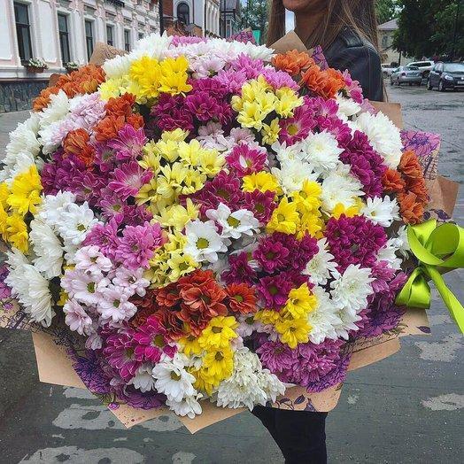 Сборный букет 77: букеты цветов на заказ Flowwow