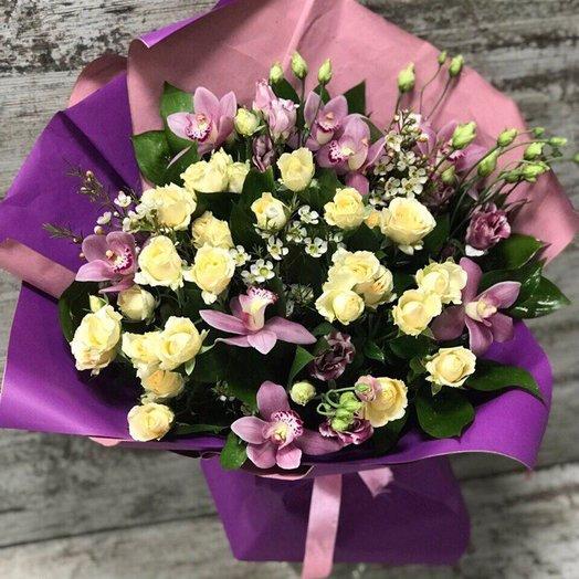 Нептун: букеты цветов на заказ Flowwow