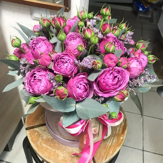 Счастья каждый день: букеты цветов на заказ Flowwow