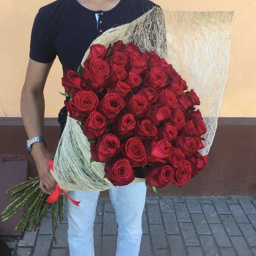 Вечная красота: букеты цветов на заказ Flowwow