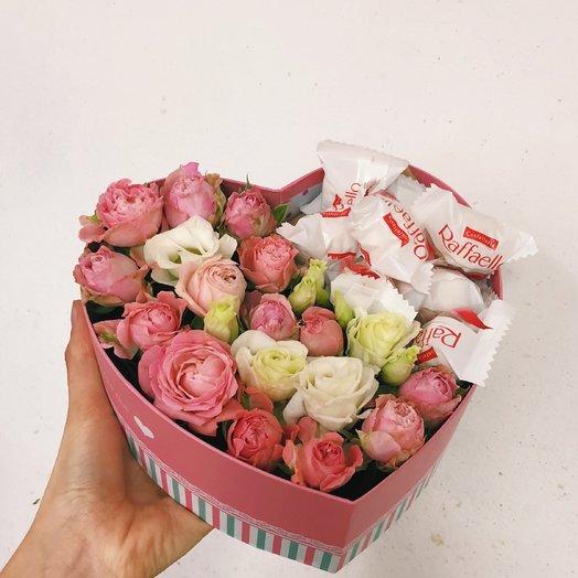 Вкусняшка: букеты цветов на заказ Flowwow