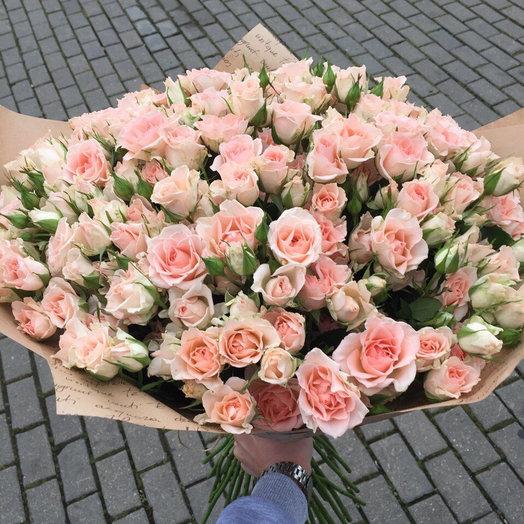 Charlotte : букеты цветов на заказ Flowwow
