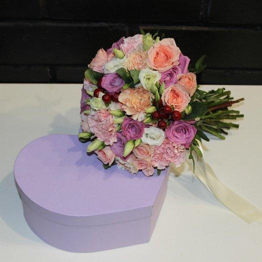 Свадебный букет 2: букеты цветов на заказ Flowwow