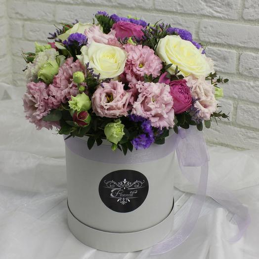 Грезы любви: букеты цветов на заказ Flowwow