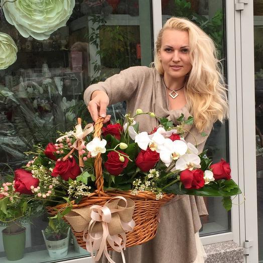 Балет: букеты цветов на заказ Flowwow