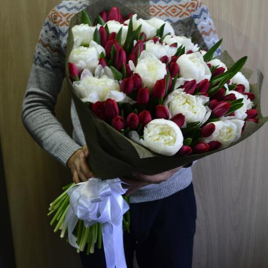 Классик Премиум: букеты цветов на заказ Flowwow
