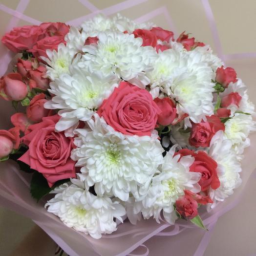 Зефирный день: букеты цветов на заказ Flowwow