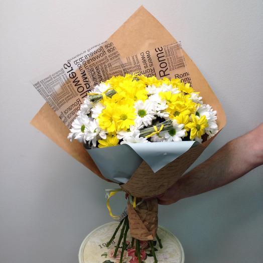 Солнце ясное: букеты цветов на заказ Flowwow