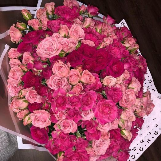 Клия: букеты цветов на заказ Flowwow
