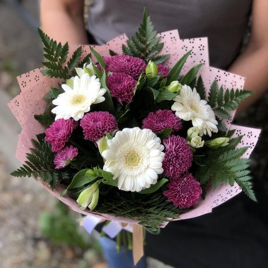 Яркий Сентябрь: букеты цветов на заказ Flowwow