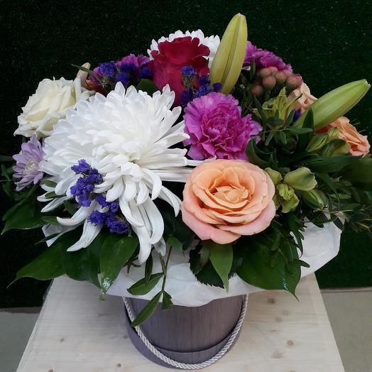🎀Самой красивой🎀: букеты цветов на заказ Flowwow
