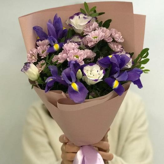 """Букет """"Созвучие"""": букеты цветов на заказ Flowwow"""