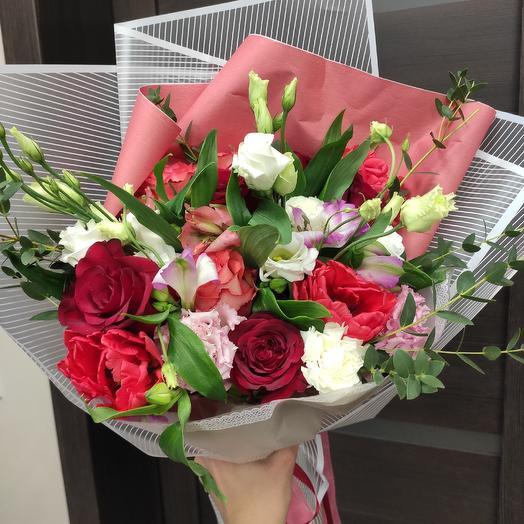 Торжественный: букеты цветов на заказ Flowwow