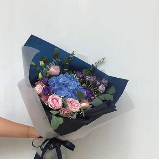 Букет море любви: букеты цветов на заказ Flowwow