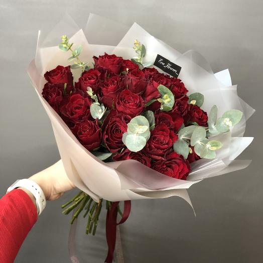 Страсть и Любовь: букеты цветов на заказ Flowwow