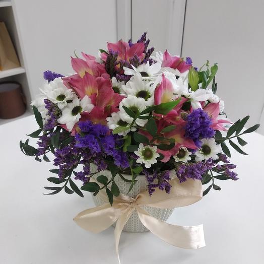 Погода в доме: букеты цветов на заказ Flowwow