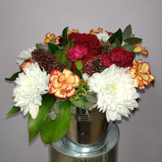 Композиция 878: букеты цветов на заказ Flowwow