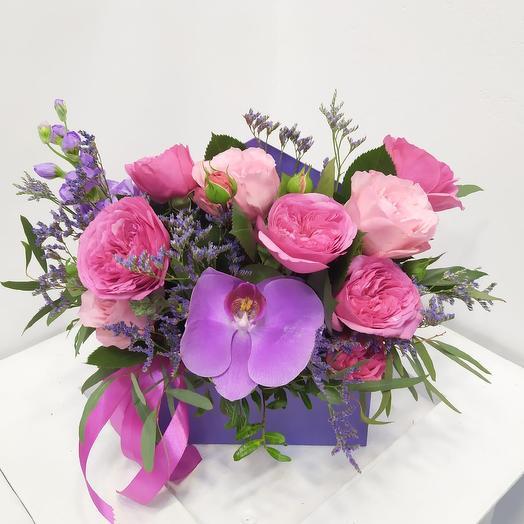 Конверт: букеты цветов на заказ Flowwow