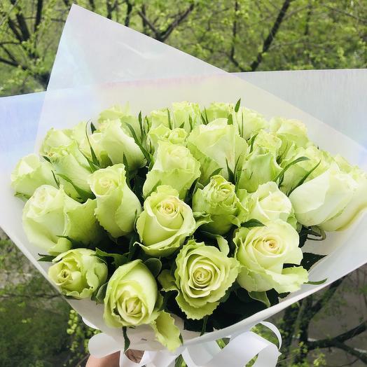 Букет из розы 21