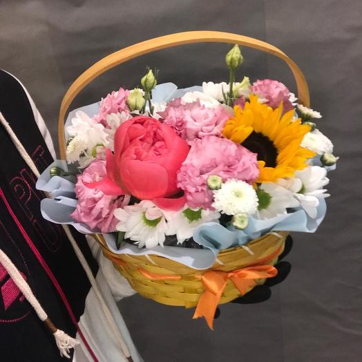 Лето это счастье: букеты цветов на заказ Flowwow