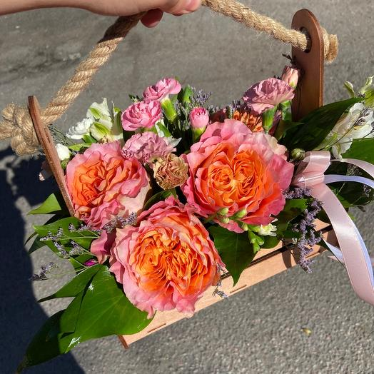 Вечерний салют: букеты цветов на заказ Flowwow